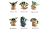 """Picture of 6 PCS MANDALORIAN YODA BABY ACTION FIGURES TOYS 2-24""""BABY YODA TOYS SET CAKE TOPPER DECORATIONS"""