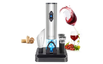 Picture of MEAJORE ELECTRIC WINE OPENER SET 5 IN 1