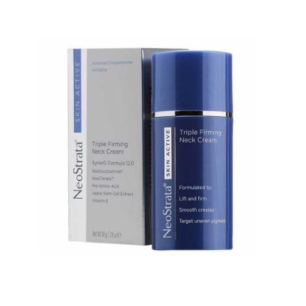 Picture of NeoStrata Skin Active Triple Firming Neck Cream, 2.8 oz 732013301569 | eBay