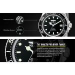 Picture of INVICTA MEN'S PRO DIVER 40mm AUTOMATIC WATCH